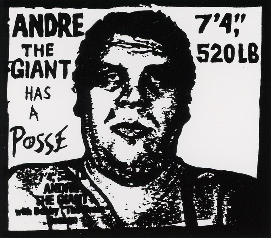 andre the giant has a posse people s history archive