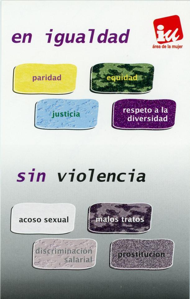 En Igualdad Sin Violencia