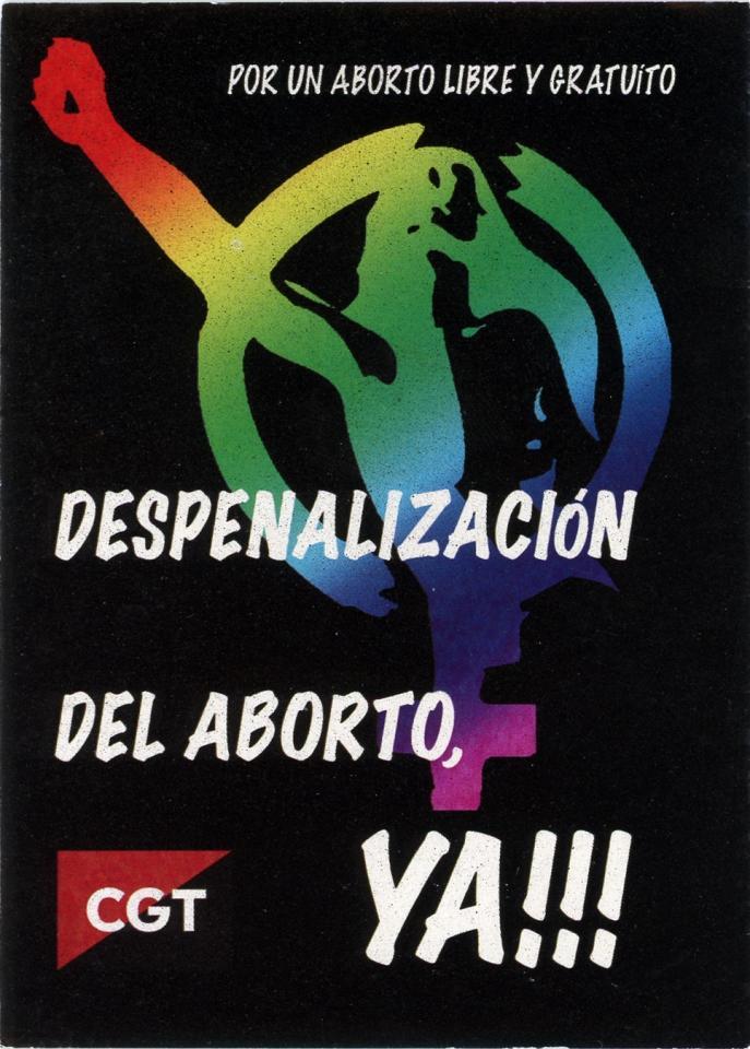 Despenalización Del Aborto, Ya!!!
