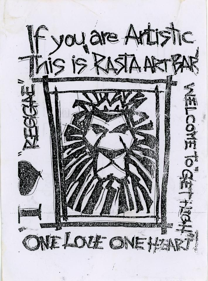Rasta Art Bar