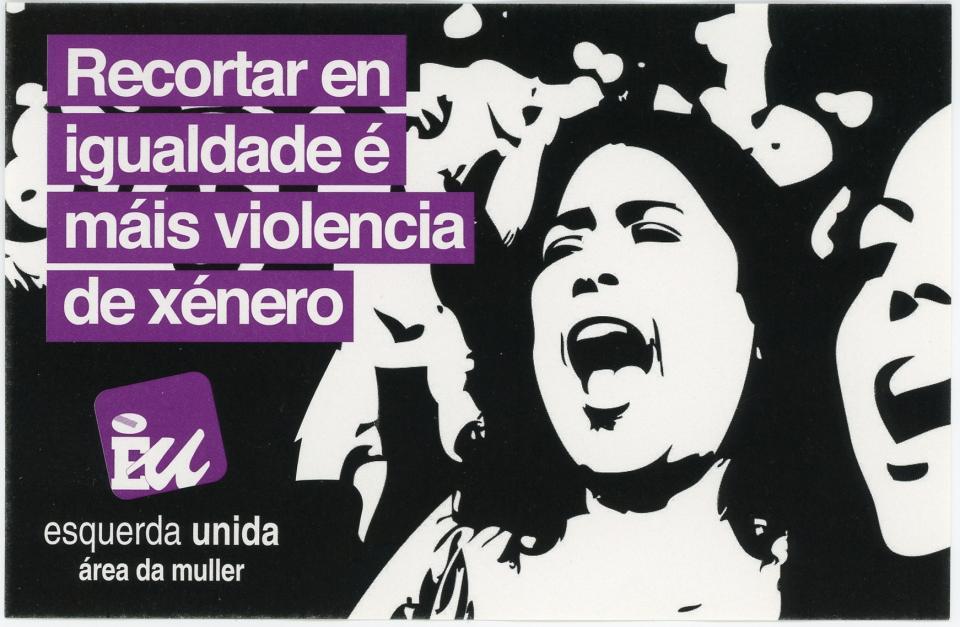 Recortar En Igualdade É Máis Violencia De Xénero