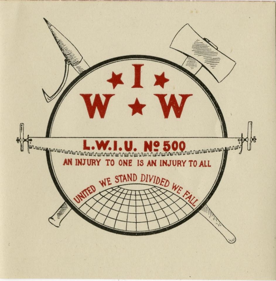 I.W.W. Lumber Workers Union