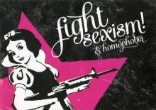 Fight Sexism & Homophobia!