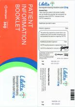 Liletta - Patient Information Booklet