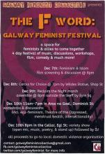 The F Word: Galway Feminist Festival